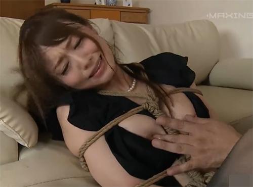 日活ポルトな喪服のアダルトな人妻のおまんこを緊縛レイプ調教騏上位 動画